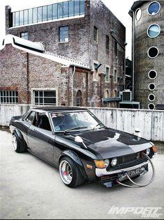 1975 Toyota Celica - Zokusha