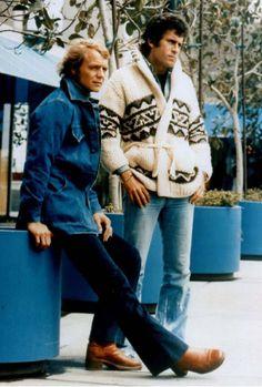 Starsky and Hutch  The Starsky Sweater!