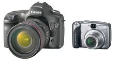 URBI-ET-ORBI……My Bucket List Journals.: Digital Photography- Introduction; Comparison of DSLR and digital point and shoot