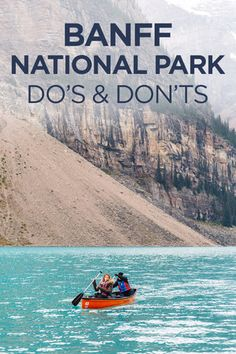 Do's and Don'ts When Visiting Banff in September - Travel Pockets