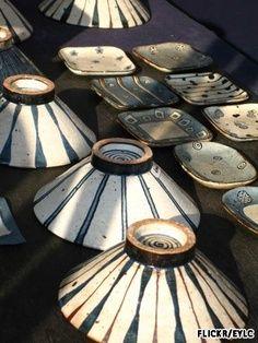 Mashiko pottery