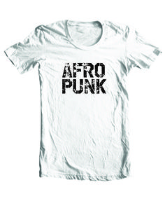 Nonconforming and RedefiningFor 10 Years AFROPUNK has served as a platform for the cultivation of urban culture inspired by alternative and experimental music.Started with the 2003 documentary spotlighting a Black presence in the American punk scene, we retain a commitment to radical thought, DIY aesthetics, and diversity across sociopolitical identities.In giving you this item we challenge you to question society--to speak out or protest when necessary.In giving you...