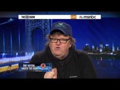 "Michael Moore: ""Guns Don't Kill People, Americans Kill People"""