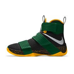 competitive price daaa3 32504 Nike Zoom LeBron Soldier 10 iD Men s Basketball Shoe Zapatillas De  Baloncesto, Ropa Deportiva,