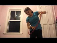 The No Handed Smear Hoop Tutorial - YouTube