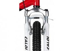 Bicicleta Caloi Wild XS Aro 20 7 Marchas - Câmbio Shimano Quadro Alumínio Freio V-brake com as melhores condições você encontra no Magazine Tonyroma. Confira!