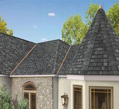 Best Gaf Camelot Ii Antique Slate Bing Images Roofs 400 x 300