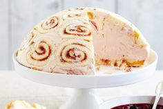 Mixed berry beehive ice-cream cake Recipe - Taste.com.au Mobile