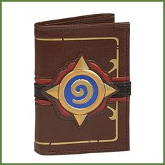 Hearthstone logo wallet Game Hearthstone Package Region free Wallet purse