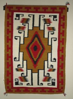 Contemporary American Indian   Navajo Rugs