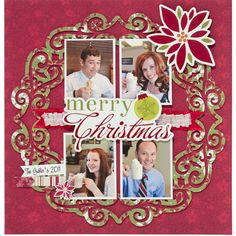 Layout: merry Christmas 2011