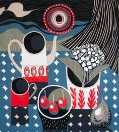 Jane Walker printmaker