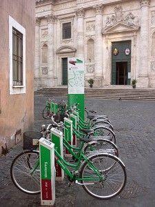 Bike Sharing (in Rome)