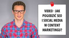 Jak pogodzić SEO i Social Media w Content Marketingu? Content Marketing, Seo, Men Casual, Social Media, Mens Tops, Casual Male Fashion, Social Networks, Inbound Marketing, Social Media Tips