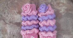 Pitkään ihaillut pieniä sukkia FB:ssä jotka tehty Wellenmuster-ohjeella. Itse kuitenkin tein ilman terää eli säärystimet näin kokeeksi. ... Knitting Socks, Knitting Ideas, Little Things, Leg Warmers, Knit Crochet, Gloves, Accessories, Heart, Baby