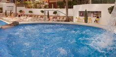 Piscina con chiringuito - Hotel RH Princesa Benidorm