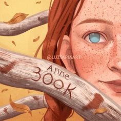 The petition to renew Anne reached signatures so I made this! :D It's time to celebrate and make some noice to reach the next goal! Based on the art of ❤️ Amybeth Mcnulty, Anne White, Pinturas Disney, Arte Sketchbook, Anne Shirley, Fanart, Copics, Stop Motion, Disney Art