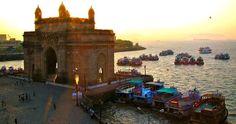 Mumbai's Gateway of India.
