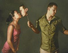 The Requited by Danny Quirk, via Behance