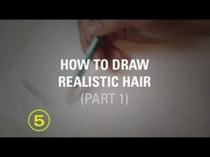 Darrel Tank demonstrates his technique for drawing realistic, life-like hair that seems to lift off the page. To learn more about Darrel's techniques and to ....