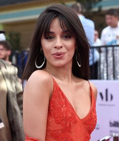 Camila Cabello at the 2017 Billboard Music Awards