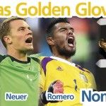 The Nominees List for the 2014 FIFA World Cup Adidas Golden Glove Award have been announced. This Award is for the outstanding Goal Keeper of 2014 FIFA World Cup. Only 3 Goal Keepers have been selected this year for the Adidas Golden Glove Award. The...