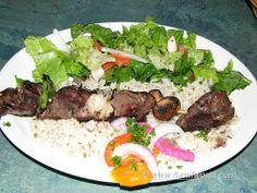 Lebanese Cuisine | 46-lebanese cuisine Kebab.JPG