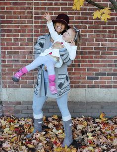 fall fashion // style the bump // second trimester // mama style