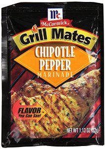 Grill Mates Chipotle Pepper Marinade, 1.13-Ounce (Pack of 12) - http://handygrocery.org/grocery-gourmet-food/grill-mates-chipotle-pepper-marinade-113ounce-pack-of-12-com/