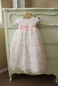 Trey and Lucy: charlotte's blessing dress