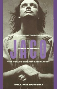 A fitting tribute to the troubled genius who revolutionized electric bass playing and bridged the gaps between jazz, RandB, rock and funk. This book portrays the life and music of Jaco Pastorius,  This special anniversary edition features new interviews with Jaco's childhood friends, prominent bass players of Jaco's era and girlfriend Teresa Nagell, who was with Jaco in the last few years of his life.  Also contains new, never-before-seen photos acquired from the Pastorius estate.
