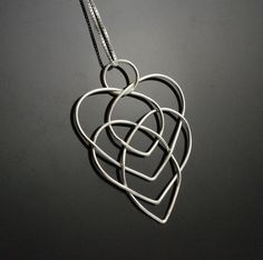 Celtic symbol for motherhood! Love this!