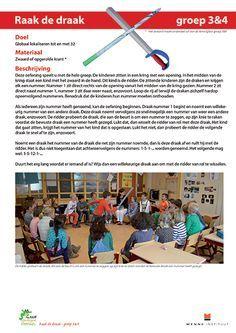 Raak de draak groep 3&4 - Menne Instituut - Met Sprongen Vooruit Msv, Mathematics, Drama, Classroom, The Unit, Teaching, Daily Five, Kids, Dyscalculia