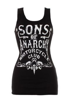 Motor Club - Sons Of Anarchy Sheer Women's Tank Top(Black, Small) Hot Topic http://www.amazon.com/dp/B00BYOEDCM/ref=cm_sw_r_pi_dp_AHu9ub0CR2HCB