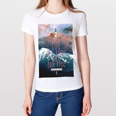 Hipster T Shirt Top High Fashion Quote T Shirt by CorvinusTextiles, $40.00