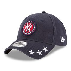 New York Yankees New Era 2018 MLB All-Star Workout 9TWENTY Adjustable Hat –  Navy 5b7b8eb9f21