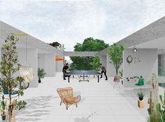 NP2F Architectes - Bordeaux - 135 logements