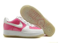 Store Plaisir Baskets Nike Air Force 1 Low Dunk - Blanc Rose - Femme Achat