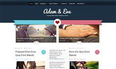 Adam & Eve -Notch WordPress Theme for Wedding Websites