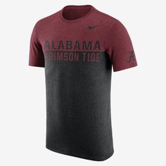 Nike College Tri Resurge (Alabama) Men's T-Shirt. Nike.com