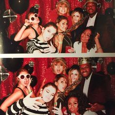 Taylor Swift & Hailee Steinfeld - BBMAs 2015 After Party.
