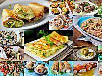 Antipasti per ferragosto, ricette facili, veloci, idee per menu di carne, pesce, ricette per pranzo, cena, idee congelabili, da preparare in poco tempo, da asporto