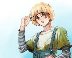 Armin Arlert_Attack on Titan_Shingeki no kyojin Aot Armin, Levi X Eren, Aot Characters, Fictional Characters, Mermaid Boy, Eremika, Attack On Titan Fanart, Me Me Me Anime, Fan Art