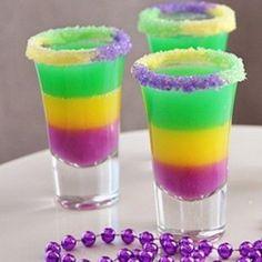 Amazing Mardi Gras Cocktails