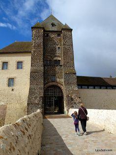 Le château de Senonches