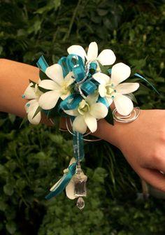 Prom Wrist Corsages   ... Garden Shop & Florist - Full Service Florist - Corsages & Boutonnieres