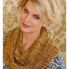 Free Pattern: Marcelle Ribbed Cowl