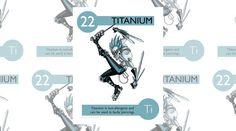 Il titanio è anallergico e viene usato comunemente nei piercing.