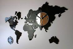 https://www.etsy.com/listing/231597538/wall-clock-world-maps-modern-clock-gift
