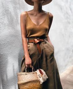 43 Ideas For Vintage Women Clothes Summer Outfits Cute Vacation Outfits, Summer Outfits, Casual Outfits, Summer Clothes, Vacation Fashion, Look Fashion, Trendy Fashion, Womens Fashion, Fashion Trends